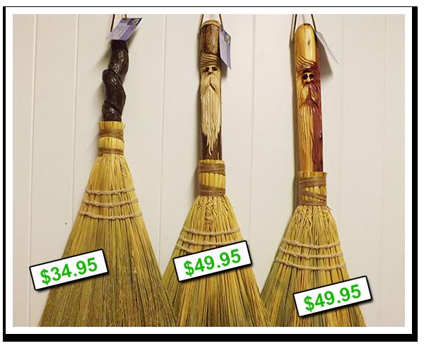 Ogle's Broom Shop - Gatlinburg TN